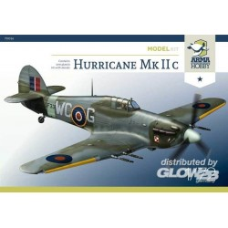 Hurricane Mk IIc Model Kit