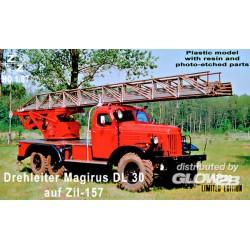 Drehleiter Magirus DL30 auf Zil-157 Limited Edition