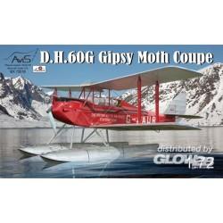 DH-60G Gipsy Moth Coupe floatplane