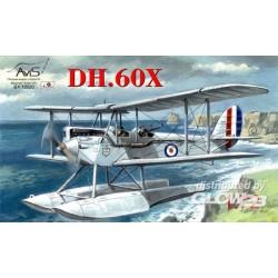 DH-60X floatplane