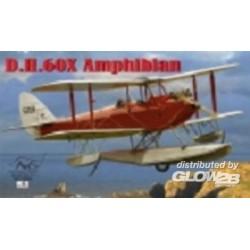DH-60X Amphibian