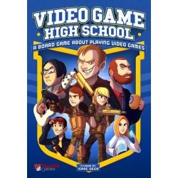 VideoGame HighSchool Boardgame