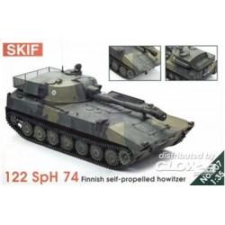 122 SpH 74 Finnish self-propelling how. ersetzt durch 6075207