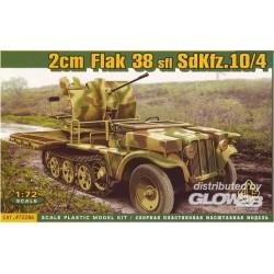 2cm Flak 38 sfl SdKfz.10/4