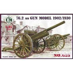76,2mm gun, model 1902/1930