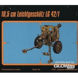 10,5 cm Leichtgeschütz LG 42/1