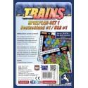 Trains - Spielplan-Set nr1
