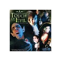 Touch of Evil Boardgame