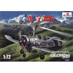 A-7bis Soviet autogiro