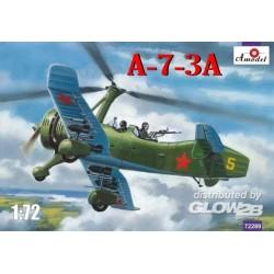 A-7-3A Soviet autogiro