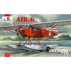 AIR-6 Soviet floatplane