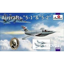 Aircraft '5-1' & '5-2'