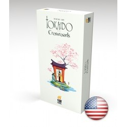 Tokaido - Crossroads (English edition)