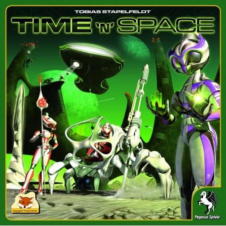 Time'n'Space (dt./engl. Ausg.)