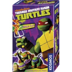 Teenage Mutant Ninja Turtles Ninja Flip