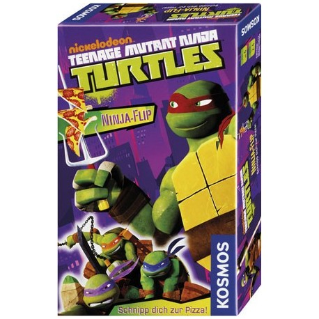 Teenage Mutant Ninja Turtles - Ninja-Flip
