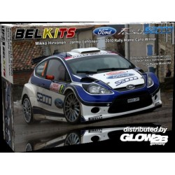 Ford Fiesta S2000 Hirvonen MC 2010