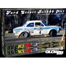 Ford Escort Rs1600 Mk.1 Clark RAC 1972