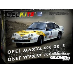 """OPEL MANTA 400 GR.B Tour de corse 1984 Frequelin -""""Tilber"""""""