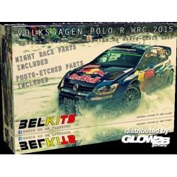 VW POLO R WRC Monte Carlo 2015