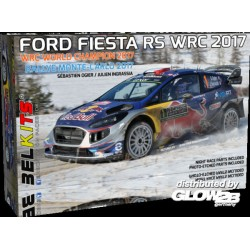 Ford Fiesta RS WRC 2017 World Champion 2017, S.Ogier
