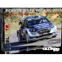 Ford Fiesta RS WRC 2017, Ott Tanak