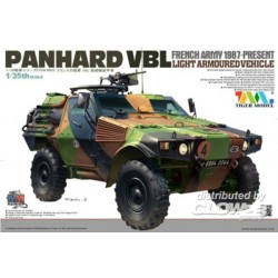French PANHARD VBL Light Armoured Vehicl