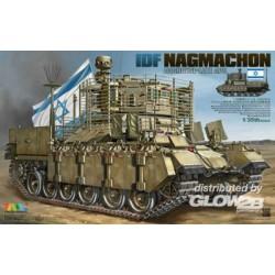 IDF NAGMACHON DOGHOUSE-LATE APC