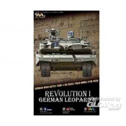 German Main Battle Tank Revolution I Leopard II