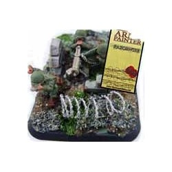 Army Painter Basing Razor Wire