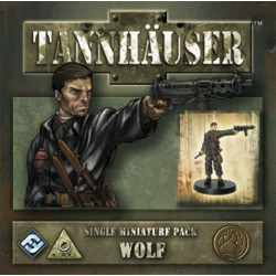 Tannhäuser: Wolf Miniature ENGLISH