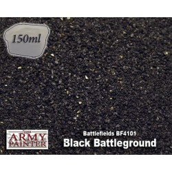 Army Painter Black Battleground Basing