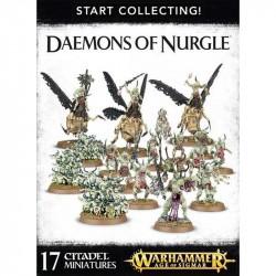Warhammer Start Collecting Daemons of Nurgle