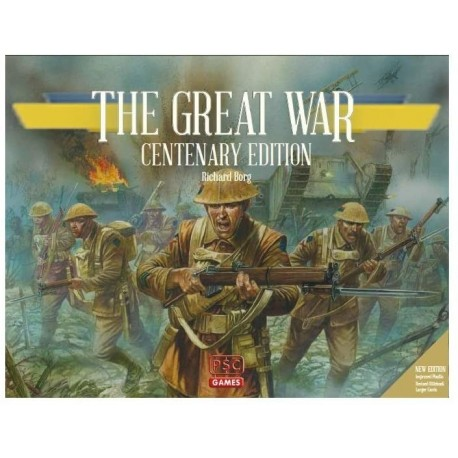 The great war Centenary Edition EN