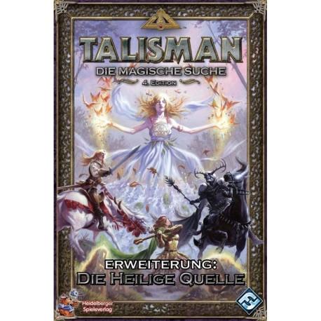 Talisman: Die Heilige Quelle