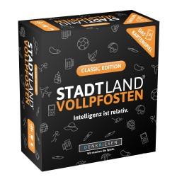 STADT LAND VOLLPFOSTEN Das Kartenspiel Classic Edition