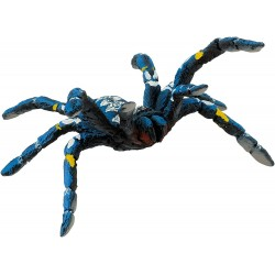 Spinne Figur Blaue Ornamentvogelspinne