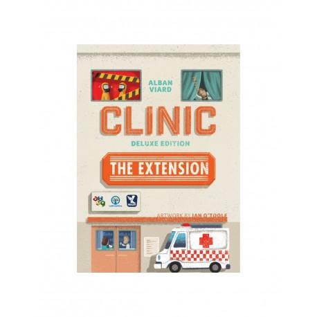 Die Klinik - Deluxe-Edition Erweiterung: Der Anbau
