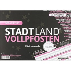 STADT LAND VOLLPFOSTEN GIRLS EDITION
