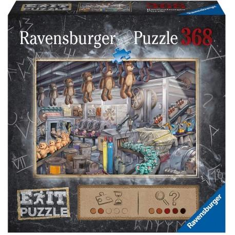Puzzle: Exit 10: In der Spielzeugfabrik