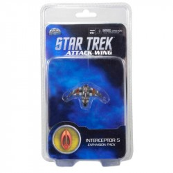 Star Trek Attack Wing Interceptor 5