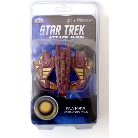 Star Trek Attack Wing Fina Prime Vidiian Starship