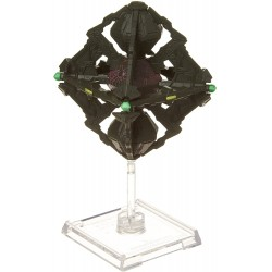 Star Treck Attack Wing Queen Vessel Prime Borg