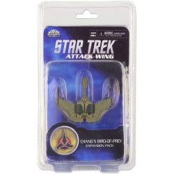 Star Trek Attack Wing Changs Birdof Prey Klingon