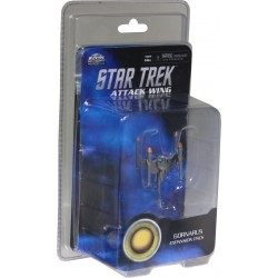 Star Trek Attack Wing Gornarus