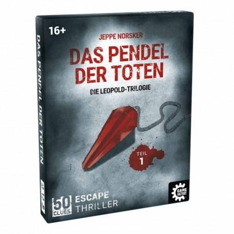 50 clues Das Pendel der Toten Die Leopold Trilogie Teil 1