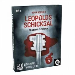 50 clues Leopolds Schicksal Die Leopold Trilogie Teil 3
