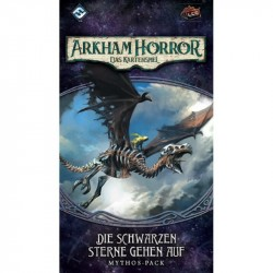 Arkham Horror LCG Die schwarzen Sterne gehen auf Mythos Pack