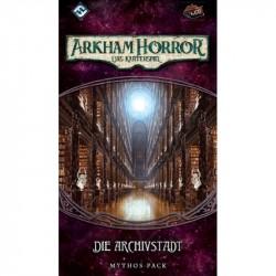 Arkham Horror LCG Die Archivstadt Mythos Pack DE