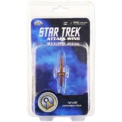 Star Treck Attack Wing Vulcan NiVar Vulcan Wave 7